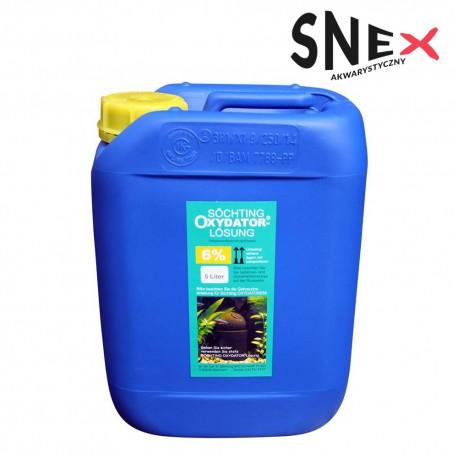 Płyn do oxydatora 6% 5l
